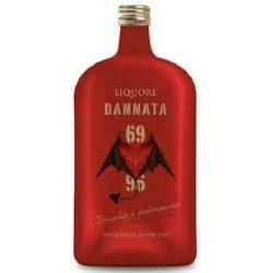 Zanin 1895 Dannata - Csokis és chilis - Likőr 0,7 L / 700 ml 25%