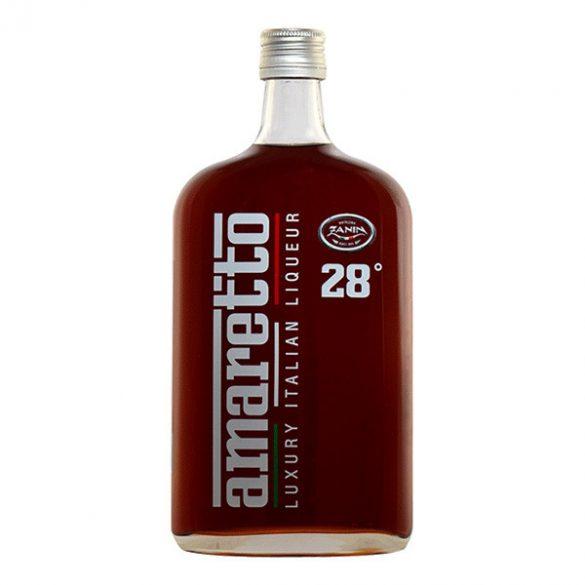 Zanin 1895 Amaretto Likőr - Mandulalikőr - 0,7 L / 700 ml 28%