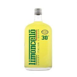 Zanin 1895 Limoncello Likőr - Citromlikőr - 0,7 L / 700 ml 30%