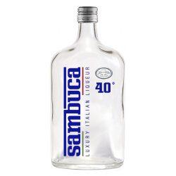 Zanin 1895 Sambuca Likőr - Ánizslikőr - 0,7 L / 700 ml 40%