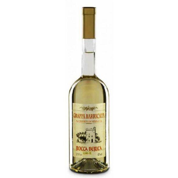Ambarta Grappa Rocca Berica 0,7 L / 700 ml 40%