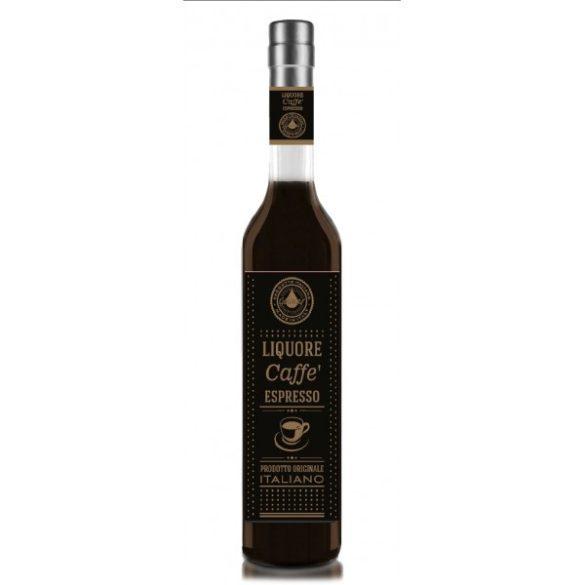 Zanin 1895 Eszpresszó Kávé Likőr 0,5 L / 500 ml 20%