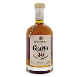 ZANIN Grappa Invecchiata 30 éves Gran Riserva 0,7 L / 700 ml 40%